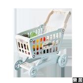 兒童購物車玩具女孩 超市小手推車過家家寶寶2-4-6歲廚房JY【快速出貨】