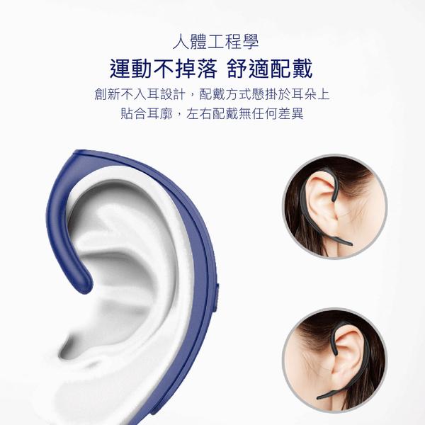 OVEVO Q12  骨傳導 耳掛式 藍牙 運動耳機 不入耳 無痛 骨振式 降噪 IPX5 防水藍芽