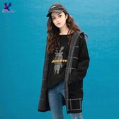 【早秋新品】American Bluedeer - 格紋針織外套(魅力價) 秋冬新款
