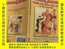 二手書博民逛書店stories罕見for seven year olds and other young reader七歲兒 童和