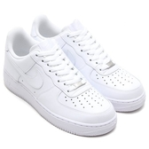 -[TellCathy]Nike 休閒鞋 Air Force 1 07 全白 AF1 運動鞋 男鞋 315122-111 女鞋 315115-112