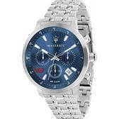 ★MASERATI WATCH★-瑪莎拉蒂手錶-2018年新款-鋼錶帶-R8873134002-錶現精品公司-原廠正貨-