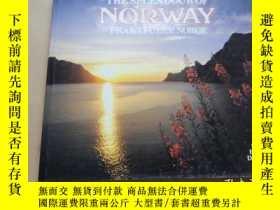 二手書博民逛書店The罕見Splendour of Norway: Praktf