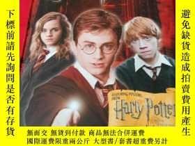 二手書博民逛書店Harry罕見Potter POSTER ANNUAL 2008