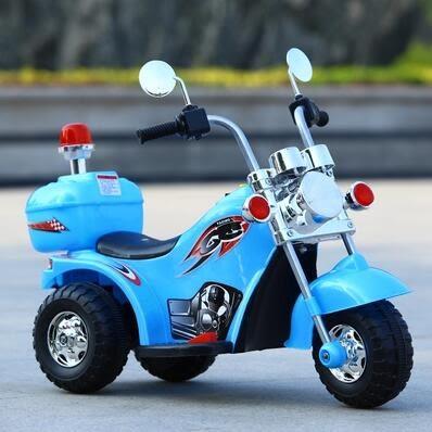 兒童電動摩托車.