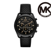 Michael Kors Keaton 個性三眼碼錶計時男錶 MK8705