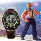 SEIKO 精工 5 Sports x 快打旋風 蓋爾 聯名限量機械錶(SRPF21K1)-42.5mm 4R36-08V0J(贈保護貼+帆布帶)