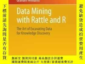 二手書博民逛書店Data罕見Mining With Rattle And R-基於Rattle和R的數據挖掘Y436638 G