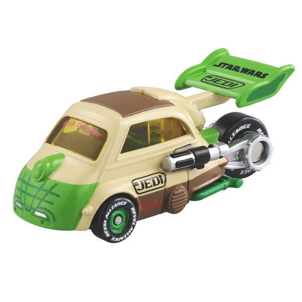 TOMICA STAR WARS 星際大戰 SC-07 星戰三輪車_ DS97534 多美小汽車