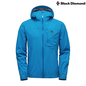 Black Diamond CDT0 STORMLINE 男防水透氣外套 / 城市綠洲 (BD.dry、2.5L、輕量、防風、雙向彈性)
