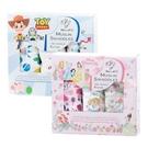 Bonne Nuit 迪士尼竹纖維包巾3入(2款可選)附提袋|禮盒|彌月禮