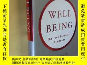 二手書博民逛書店英文原版罕見Well Being: The Five Essential ElementsY7215 Tom