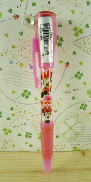 【震撼精品百貨】Micky Mouse_米奇/米妮 ~自動筆-印章