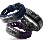 GARMIN VIVOSMART HR iPass(一卡通版)行動支付(三色任選一)心律手環 (全新公司貨,現貨供應)加購促銷價
