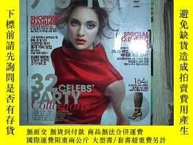 二手書博民逛書店SPUR罕見2007 12 韓文雜誌 (09)Y180897