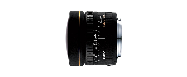 名揚數位 SIGMA 8mm F3.5 EX DG CIRCULAR FISHEYE 恆伸公司貨保固三年~  (分12/24期)