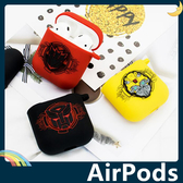 AirPods Pro 變形金剛耳機套 大黃蜂 防滑防摔 磨砂全包 充電 矽膠套 保護套 蘋果 Apple