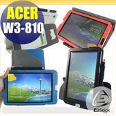 【EZstick】ACER ICONIA W3-810 8吋 系列 平板專用皮套(背夾旋轉款式)(加碼送平板機身貼+螢幕貼)