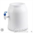 簡易飲水機臺式家用小型迷你壓水器按壓器桶裝水抽水器手壓式支架  聖誕節免運