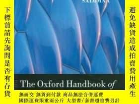 二手書博民逛書店The罕見Oxford Handbook Of Membrane