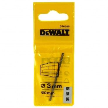 DEWALT水泥鑽頭3.0mm