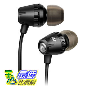 [104美國直購] Sentey In-Ear Headphones Amplitude X360 (Black) with in-line MIC LS-4201