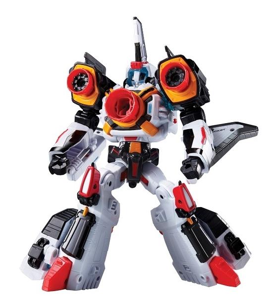 1-2月特價 機器戰士TOBOT GD SHUTTLE 變形機器人 TOYeGO 玩具e哥