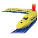 日本 火車 923 黃博士6輛列車組 TP15956 鐵道王國 PLARAIL 公司貨
