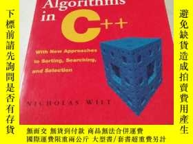 二手書博民逛書店Classical罕見Algorithms in C++ wit