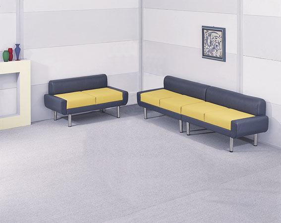 MS64-CSL-307-2    組合式沙發-透氣皮-單張