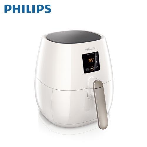 [PHILIPS 飛利浦]健康氣炸鍋-白 HD9230