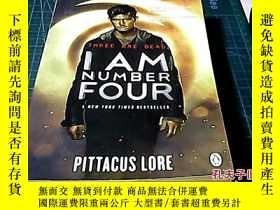 二手書博民逛書店I罕見Am Number FourY15935 Pittacus