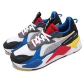 Puma 慢跑鞋 RS-X Toys 白 藍 紅 全新系列 玩具公仔系列 老爹鞋 男鞋 女鞋 運動鞋【PUMP306】 36944902