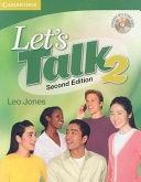二手書博民逛書店《Let s Talk Level 2 Student s Book with Self-study Audio CD》 R2Y ISBN:0521692849