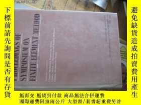 二手書博民逛書店c0005精裝proceddings罕見of symposium