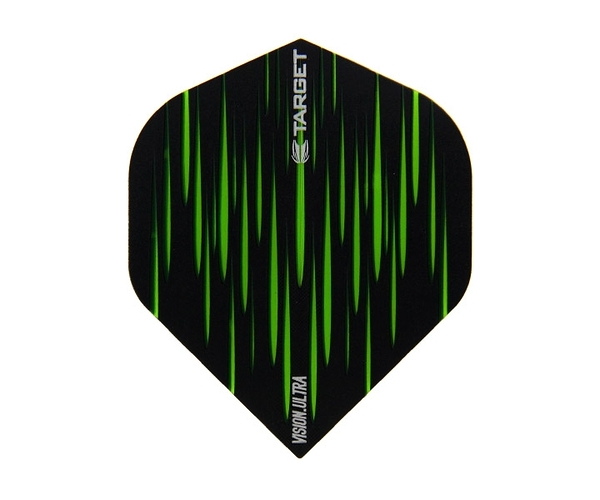 【TARGET】VISION ULTRA STANDARD SPECTRUM Green 332290 鏢翼 DARTS