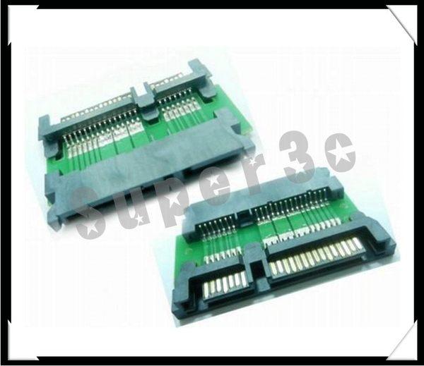 新竹【超人3C】SATA電源+硬碟線轉換 SATA電源+硬碟線 公/母 轉換頭
