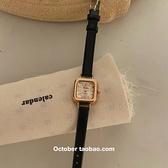 手錶 韓國ins風復古小方糖手錶女款小眾簡約百搭迷你氣質學生文藝女錶【八折搶購】