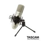黑熊數位 TASCAM 達斯冠 TM-80 電容式麥克風 錄音 收音 音樂 MIC 防震架 桌面支架