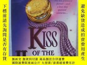 二手書博民逛書店Kiss罕見of the Highlander 英文原版Y146