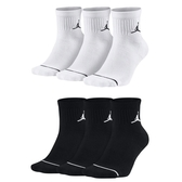 NIKE JUMPMAN籃球襪3PPK (三入裝 訓練 襪子 中筒襪 飛人喬丹≡體院≡