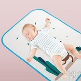 隔尿墊空氣層純棉嬰兒透氣防水TPU可洗大號寶寶尿墊新生兒防尿 【快速出貨】
