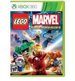XBOX 360 Lego Marvel 樂高:漫威驚奇超級英雄(含數十種人物服裝道具密碼) -英文版-
