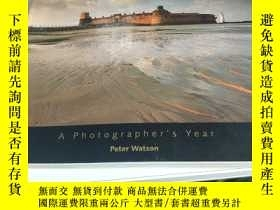 二手書博民逛書店Light罕見in the Landscape : A Photographer s Year 風景中的光:攝影師