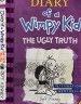 二手書R2YB《Diary of a Wimpy Kid The ugly Tr