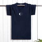 大尺碼 夏季新款短袖男 背心簡單加肥加大寬鬆短袖t恤 男裝短袖廠家直銷  快速出貨