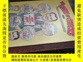 二手書博民逛書店THE罕見STORY OF CHECKS(支票的歷史,16開英文原版歐美漫畫)Y10118 FEDERAL R