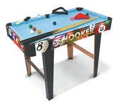 小桌球桌 台球桌中式斯諾克台球家用桌球台兒童木質大號台球玩具標準台球案 igo 城市玩家
