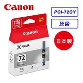 Canon PGI-72GY 灰色 原廠墨水匣【迪特軍】