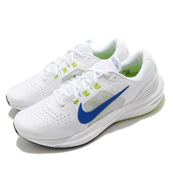 Nike 慢跑鞋 Air Zoom Vomero 15 白 綠 男鞋 ZoomX 泡棉 氣墊 跑步 運動休閒 【ACS】 CU1855-102